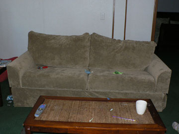 Messycouch